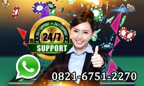 Bantuan whatsapp sbobet online