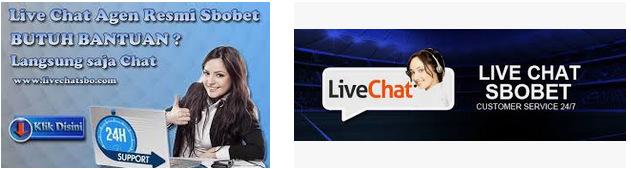 bantuan live chat sbobet