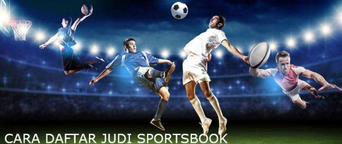 cara daftar judi online sportsbook